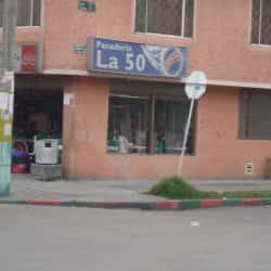 Panadería La 50 en Bogotá