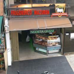 Frigorífico Mazurén en Bogotá