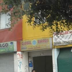 Global Express en Bogotá