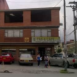 Pan & Café  en Bogotá