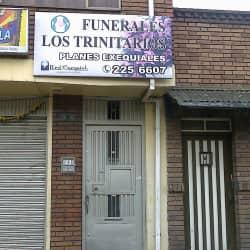 Funerales Los Trinitarios en Bogotá