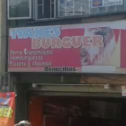 Ivanes Burguer en Bogotá