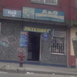 A & G Comunicaciones.com Internet Cabinas en Bogotá