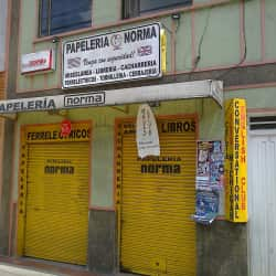 Papelería Norma en Bogotá