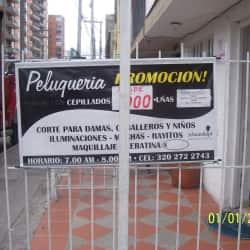 Peluquería Carrera 7H 155 en Bogotá
