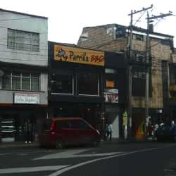 Parrilla BBQ en Bogotá