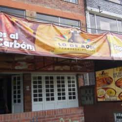 Parrilla Típicos Lo De Aquí en Bogotá