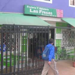 Frutería y Heladería Las Fresas en Bogotá
