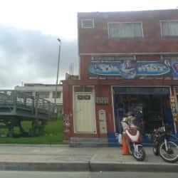 Moto Extrem en Bogotá