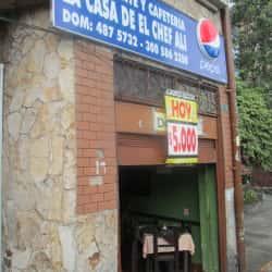 La Casa del Chef Ali en Bogotá
