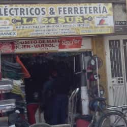 Eléctricos y Ferretería La 24 Sur en Bogotá