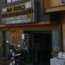 La Gran Salsamentaria en Bogotá