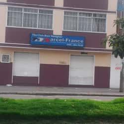 Peluquería The Club Hair Designer en Bogotá