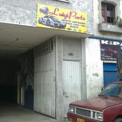 Luigi Parts en Bogotá