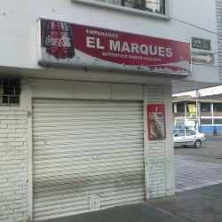 Empanadas El Marques en Bogotá
