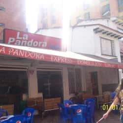 La Pandora en Bogotá