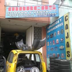 Marcas Gama Alta en Bogotá