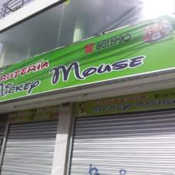 Frutería Mickey Mouse en Bogotá