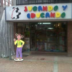 Jugando y Educando en Bogotá