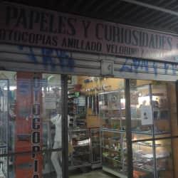 Papeles y Curiosidades  en Bogotá