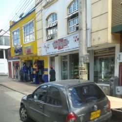 La Casa De La Torta Española en Bogotá