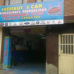 Hidrautos Car en Bogotá