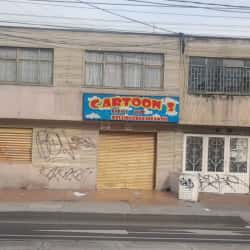 Peluquería Infantil Cartoon's en Bogotá
