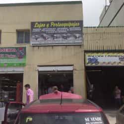 Lujos y Portaequipajes en Bogotá