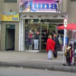 Luna en Bogotá