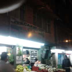 Merca Fruver de la 46 en Bogotá
