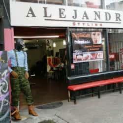 Alejandro Styling en Bogotá