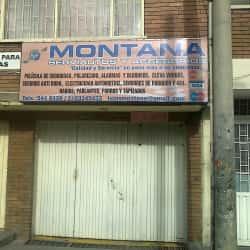 Montana Serviautos Y Accesorios  en Bogotá