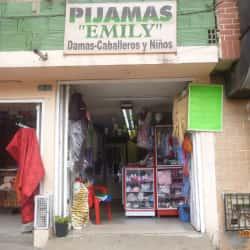 Pijamas Emily en Bogotá