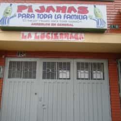 Pijamas Para Toda La Familia en Bogotá