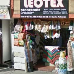 Leotex en Bogotá