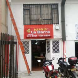 Pizzería La Barra en Bogotá
