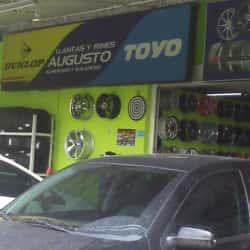 Llantas y Rines Augusto en Bogotá