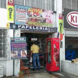 Publicidad Luvar en Bogotá