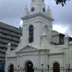 Iglesia San Victorino La Capuchina en Bogotá
