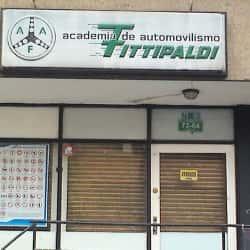 Academia de automovilismo Fitipaldi en Bogotá