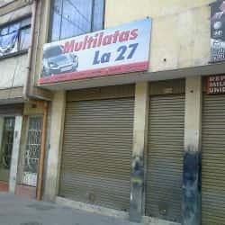 Multilatas La 27 en Bogotá