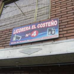 Licorera El Costeño N° 4  en Bogotá