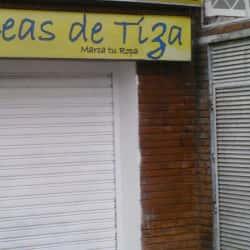Líneas de Tiza en Bogotá