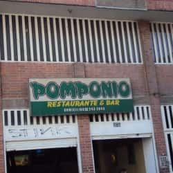 Restaurante & Bar Pomponio en Bogotá