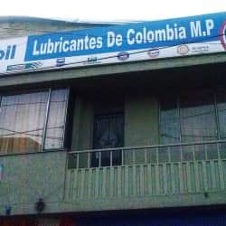 Lubricantes de Colombia M.P en Bogotá