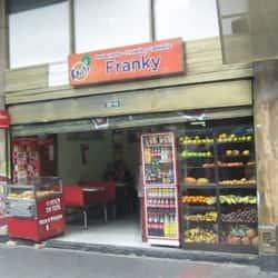 Restaurante Frutería y Cafetería  Franky en Bogotá