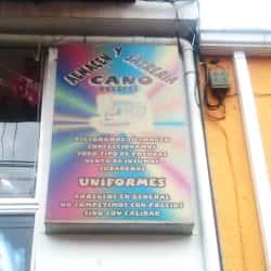 Almacén y Sastrería Cano en Bogotá