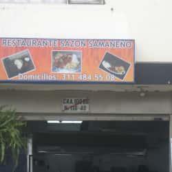 Restaurante Sazón Samaneño en Bogotá