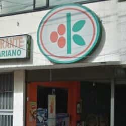 Restaurante Vegetariano en Bogotá