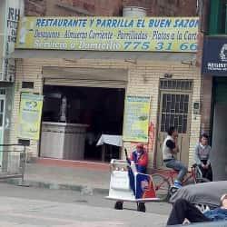 Restaurante y Parrilla El Buen Sazón  en Bogotá